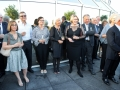 Gute Stimmung bei den Gästen des JNF-KKL Business Dinners zum Thema Gesundheitswirtschaft