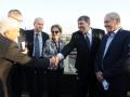 Dr. Schaul Chorev - JNF-KKL Green Business Circle, Raya Strauss Ben Dror, Danny Atar - Weltpräsident JNF-KKL, Michael Illouz - Teva Naot