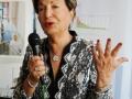 Zu Gast beim JNF-KKL Green Business Circle: Raya Strauss Ben Dror von der Strauss Investment Company