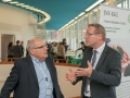 Dr. Joachim Neubauer, Michelin und Helmut Ebbert, Bresser GmbH