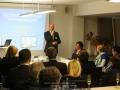 David gegen Goliath – Sodastream. Unternehmergespräch des JNF-KKL Green Business Circle