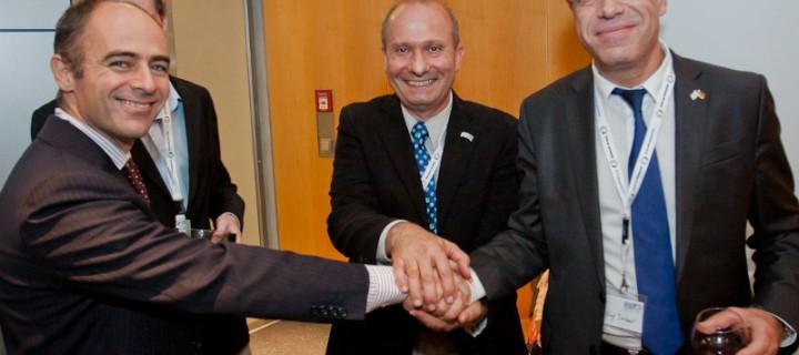 JBC beim Israelkongress 2011