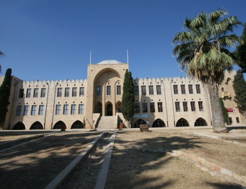 Projekte in Israel