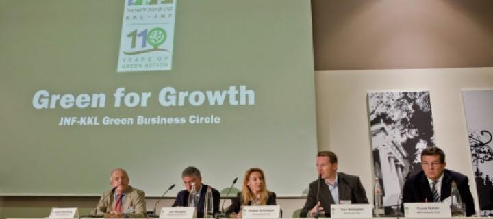 """Neuland: """"Green for Growth"""" – Unternehmen für zukunftsfähiges Wirtschaften"""