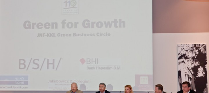 Green for Growth – Auftaktveranstaltung für den JBC Green Business Circle