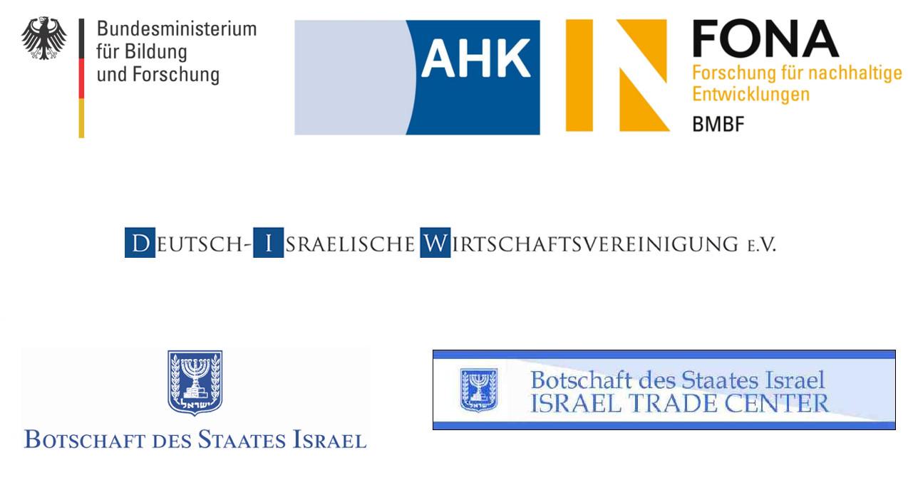 Partner des grünen deutsch-israelischen Unternehmensnetzwerks