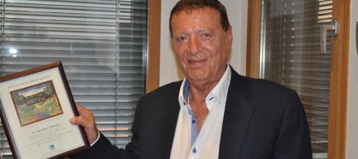 Michael Strauss: From one cow to an international conglomerate