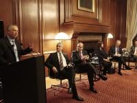 Robert Bosch Stiftung und JNF-KKL Green Business Circle Gesprächsrunde zum Thema Nachhaltigkeit und Innovation